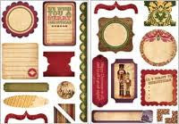 Dear Santa | Die Cut Elements