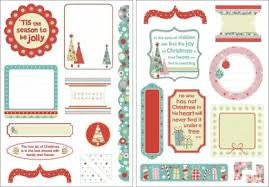 Christmas Carnival | Die Cut Elements