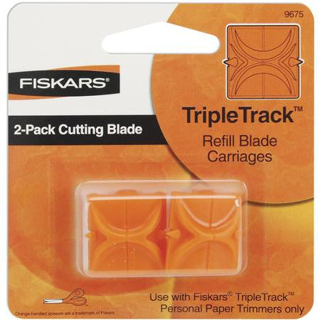 FISKARS | Triple Track | Refill Blade Carriages