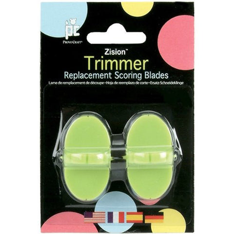 Trimmer | Replacement Scoring Blades
