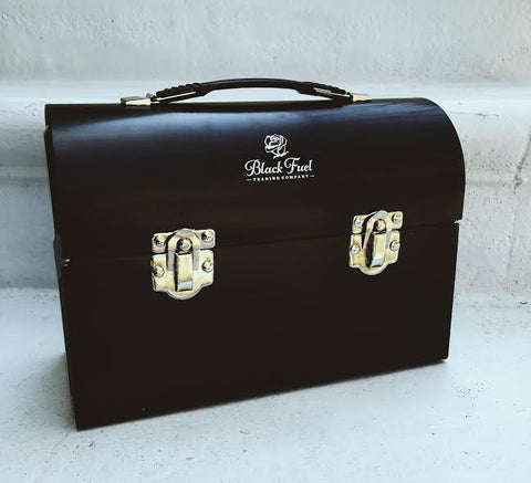 Black Fuel Lunchbox