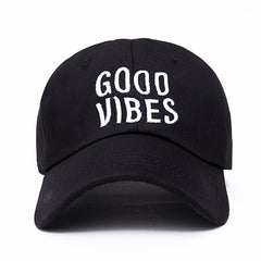 New GOOD VIBES Hat