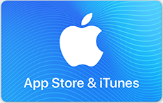App Store and iTunes £300 GBP e-Gift Card