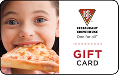 BJ's Restaurants $40 Gift Card