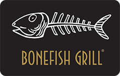 Bonefish Grill $40 Gift Card
