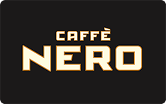 Caffe Nero £100 GBP Gift Card