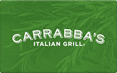 Carrabba's $25 Gift Card