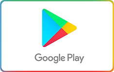 Google Play $20 Gift Card