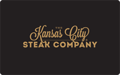 Kansas City Steak Company $25 Gift Card