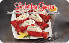 Lobster Gram $25 Gift Card