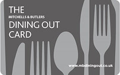 Mitchells & Butlers £75 GBP e-Gift Card