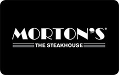 Morton's $40 Gift Card