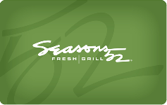 Seasons 52 $10 Gift Card