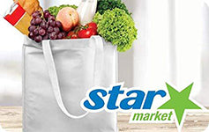 Star Market $50 Gift Card