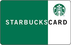 Starbucks $20 Gift Card