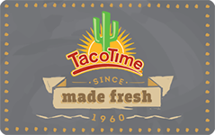 TacoTime $50 Gift Card