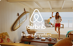 Airbnb $500 Gift Card