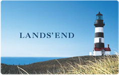 Lands' End $300 Gift Card