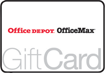 Office Depot $15 Gift Card