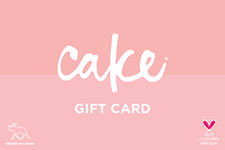 Cake Beauty $50 Gift Card