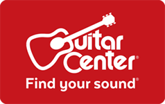 Guitar Center $50 Gift Card