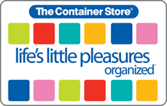 The Container Store $350 Gift Card