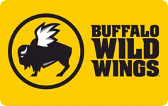 Buffalo Wild Wings $40 Gift Card