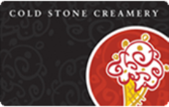 Coldstone $15 Gift Card
