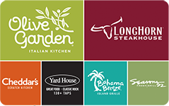 Darden Restaurants $10 Gift Card