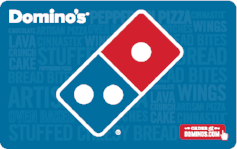 Domino's $10 Gift Card
