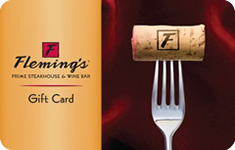 Fleming's $75 Gift Card