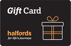 Halfords £100 GBP e-Gift Card