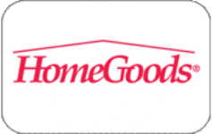 HomeGoods $15 Gift Card