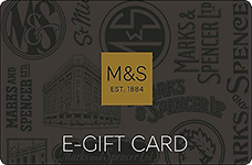 Marks & Spencer £100 GBP e-Gift Card