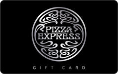 PizzaExpress £300 GBP e-Gift Card