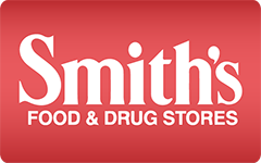 Smith's $25 Gift Card