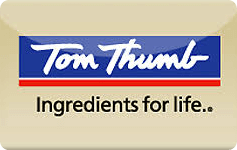 Tom Thumb $50 Gift Card