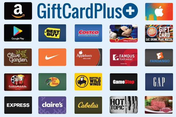 Gift Card+