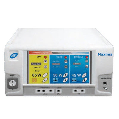 New Electro Surgical Generators (Maxima)
