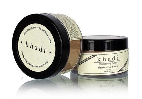 Khadi Chocolate & Honey Body butter