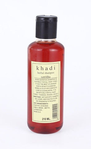 Khadi Herbal Satritha Shampoo