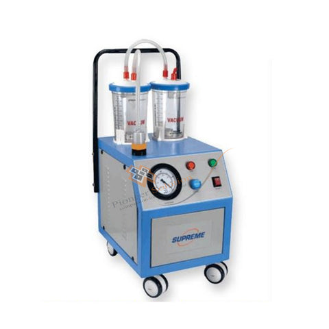HIGH-VACUUM SUCTION MACHINE - LIPOVAC