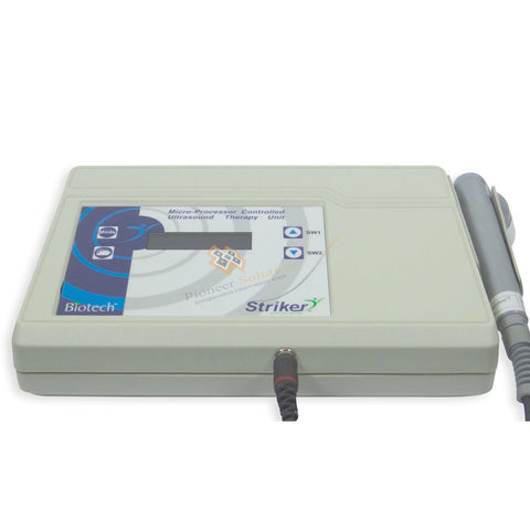 Ultrasound Therapy Machine 1 & 3 Mhz Pain Relief preset program - BT103
