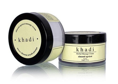 Khadi Almond & Apricot Massage Cream