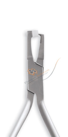 ORTHODONTICS PLIER TC Posterior Band Remover # Short (TC) 3000/49TC