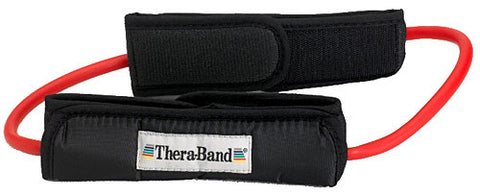 Thera-Band Resistance Tubing Loops with Padded Cuffs