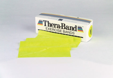 THERA-BAND Latex Free Professional Resistance Bands