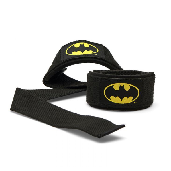 Batman Lifting Straps
