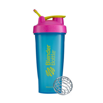 Blender Bottle Retro 80's
