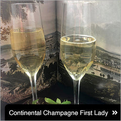 Continental Champagne First Lady